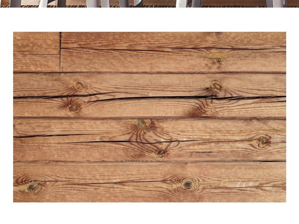 复古质感木板年轮肌理客厅卧室墙纸