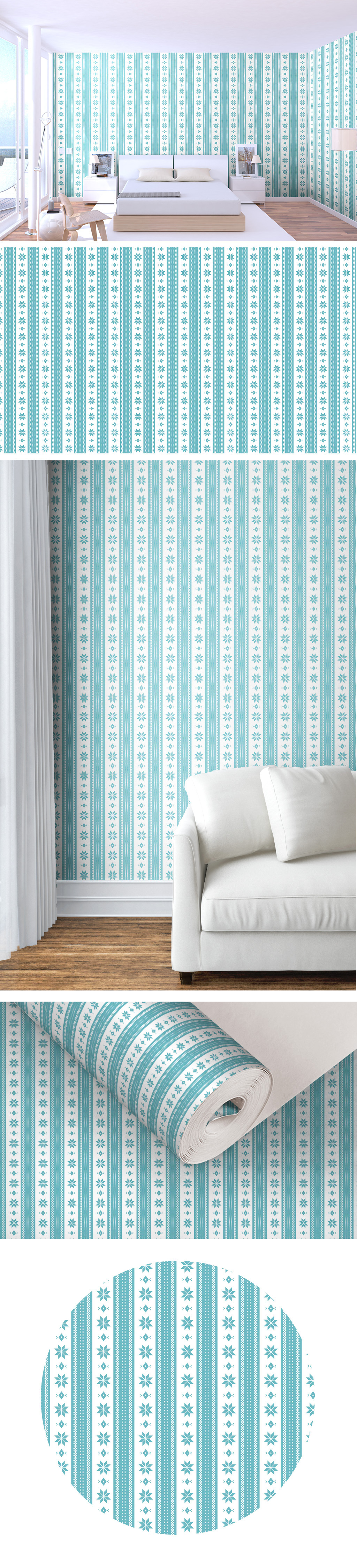 现代简约条纹墙纸图片素材 现代简约条纹墙纸其他格式模板下载 墙纸