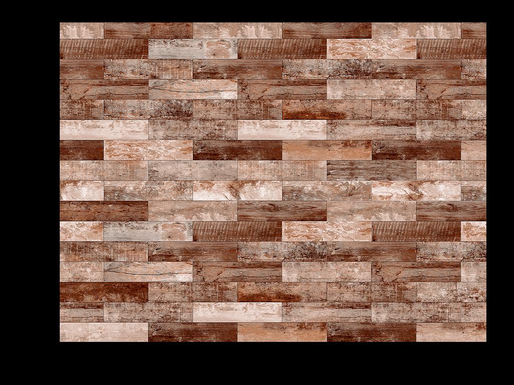超高清仿古木纹墙纸