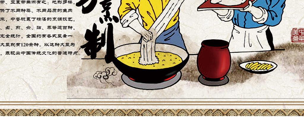 中华传统美食系列一
