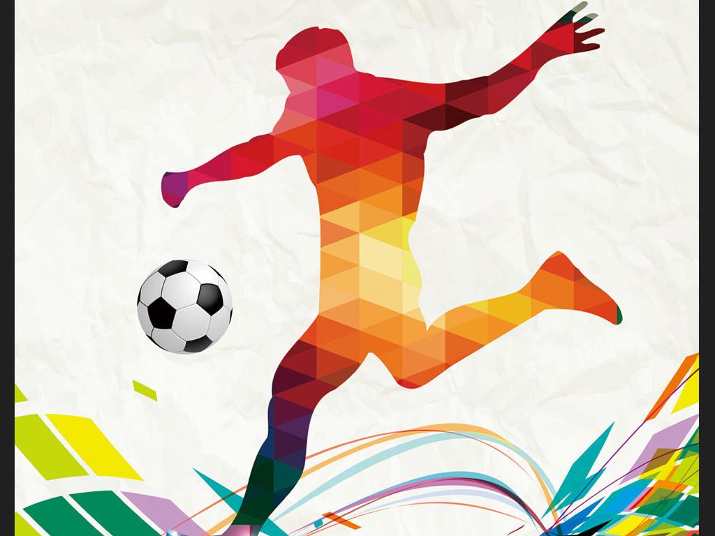 平面|广告设计 海报设计 体育海报 > 足球比赛海报模板下载  素材图片图片