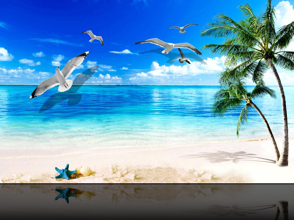 我图网提供精品流行蓝色海洋两颗椰树沙滩贝壳海边背景墙素材下载,作品模板源文件可以编辑替换,设计作品简介: 蓝色海洋两颗椰树沙滩贝壳海边背景墙 位图, RGB格式高清大图,使用软件为 Photoshop CS(.psd)