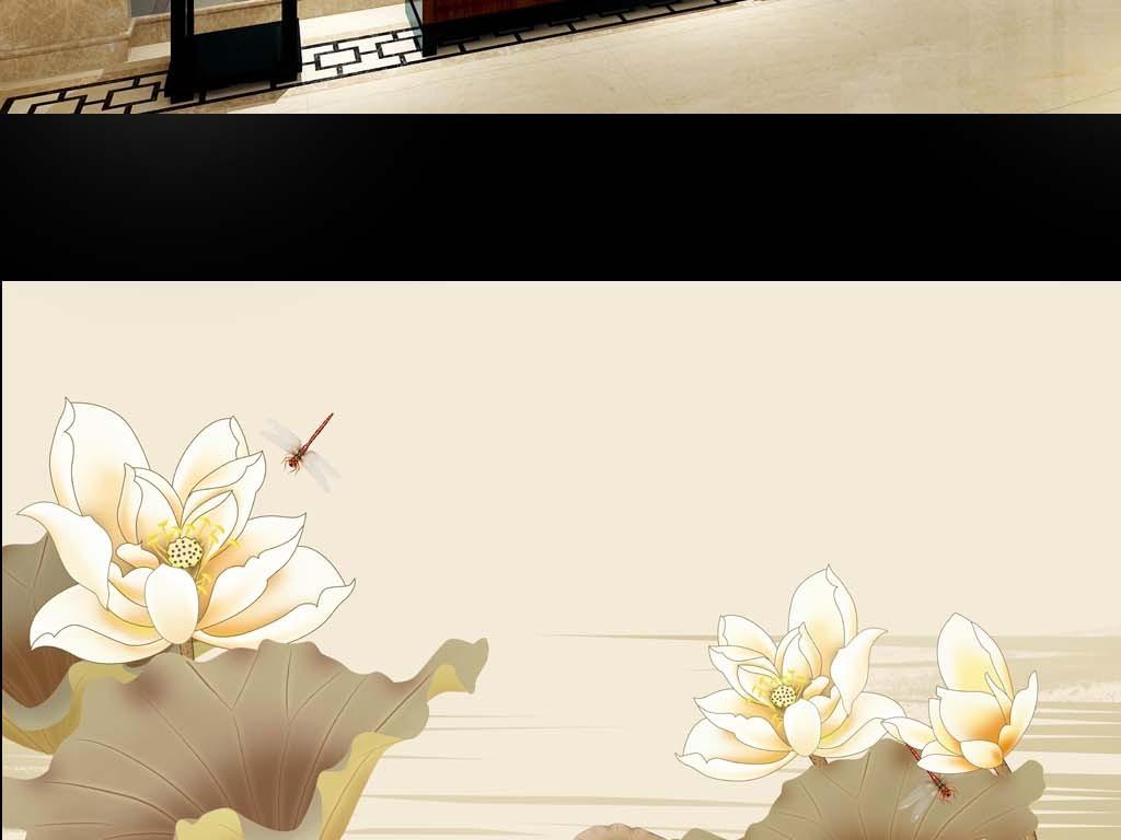 psb)花鸟图                                  手绘花