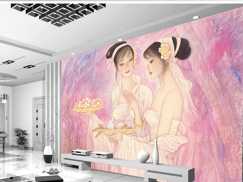 卧室古代美女图片古代四大美女图片古代美女图中国