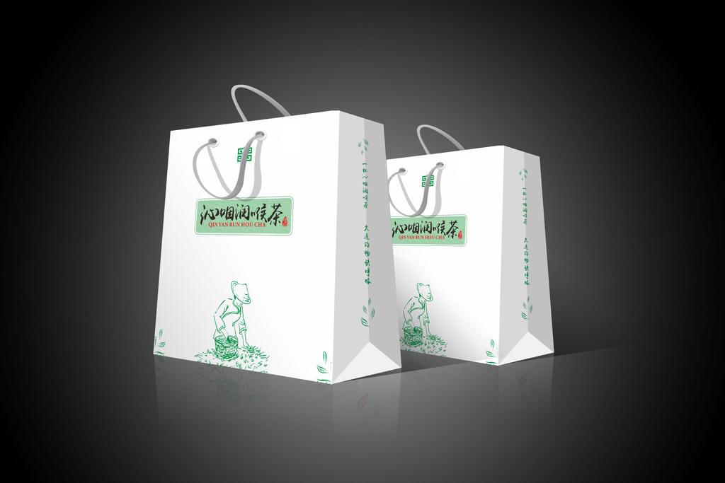 简约包装设计时尚高档包装手工茶叶包装手工茶叶广告茶包装袋茶手提图片