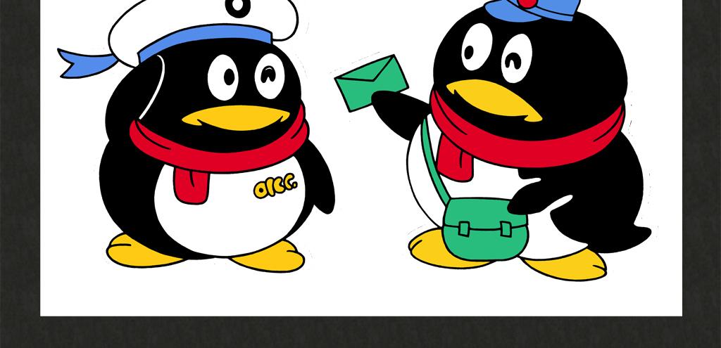 企鹅qq图标