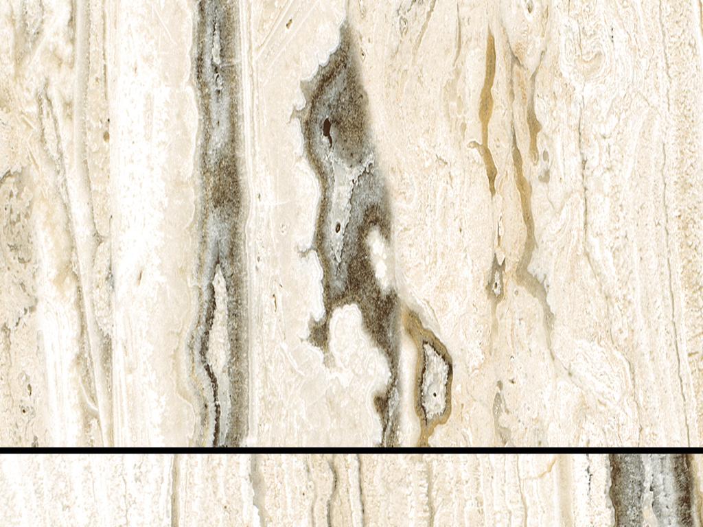 欧式简约超白洞石大理石原石大板背景墙
