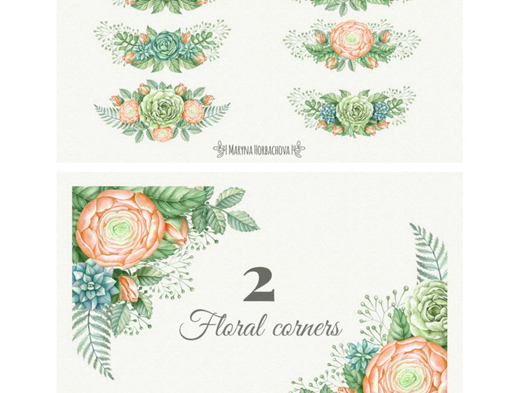 墙纸壁纸花边边框手绘花朵图案手绘t恤图案3d手绘图案手绘鞋图案手绘