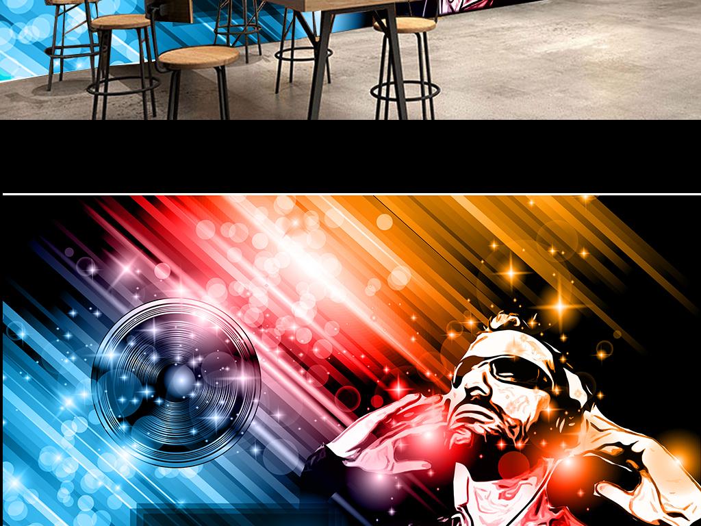 背景墙|装饰画 工装背景墙 酒吧|ktv装饰背景墙 > 炫丽烟花ktv工装