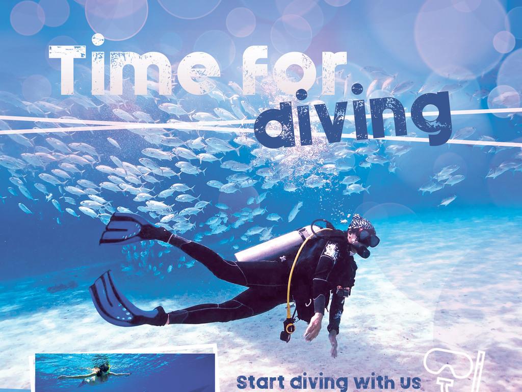 潜水用品潜水服潜水装备潜水俱乐部美女潜水手绘画潜水卡通潜水潜水字