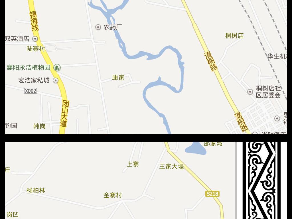 地图襄阳市地图图片下载2016襄阳市地图2016襄阳地图