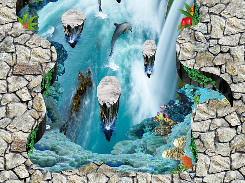 我图网提供精品流行悬崖悬浮小岛瀑布飞鸟浴室厨房走道3D地板素材下载,作品模板源文件可以编辑替换,设计作品简介: 悬崖悬浮小岛瀑布飞鸟浴室厨房走道3D地板 位图, RGB格式高清大图,使用软件为 Photoshop CS6(.psd)