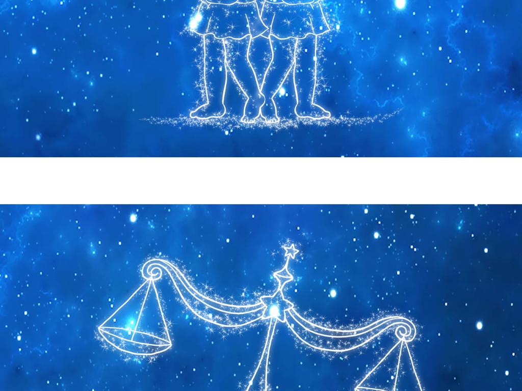 星座宇宙天顶客厅吊顶效果图酒吧星星中式蓝色星空梦幻星空星空背景宇图片