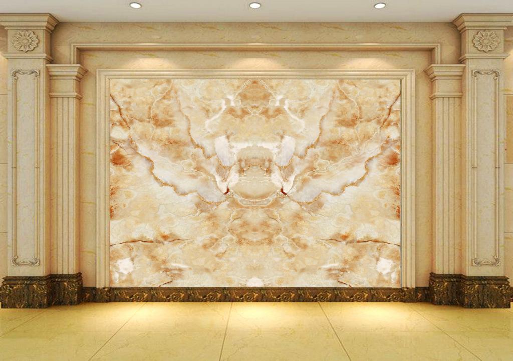 影视墙石纹背景墙沙发背景墙大理石纹砂岩石材天然石