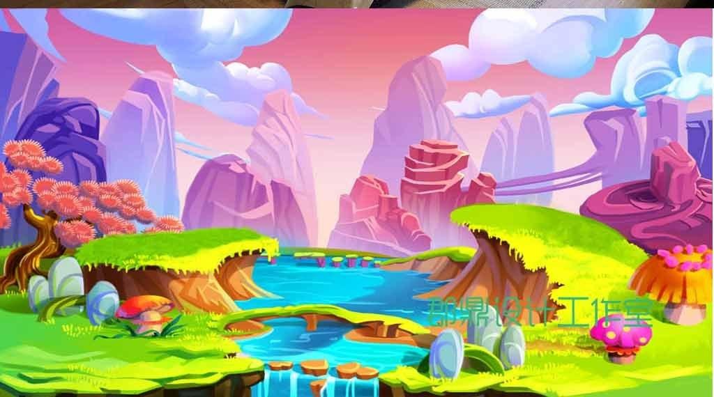 色彩彩虹手绘手绘pop手绘pop字手绘海报手绘效果图手绘pop海报手绘