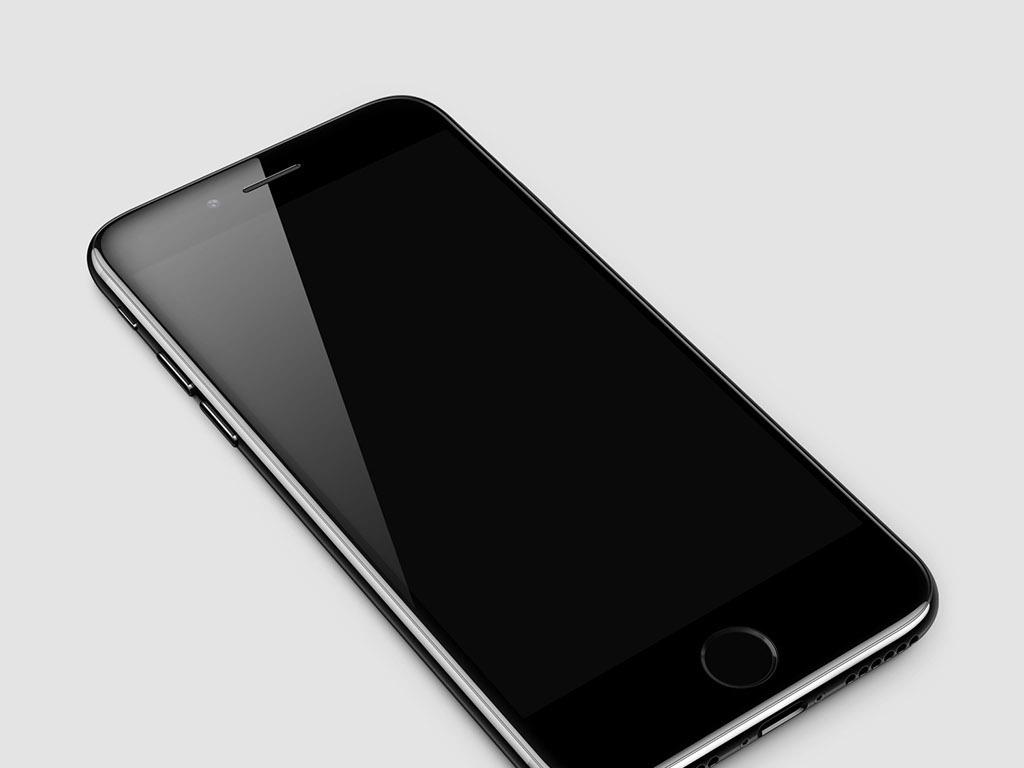 iphone 7 手绘素材