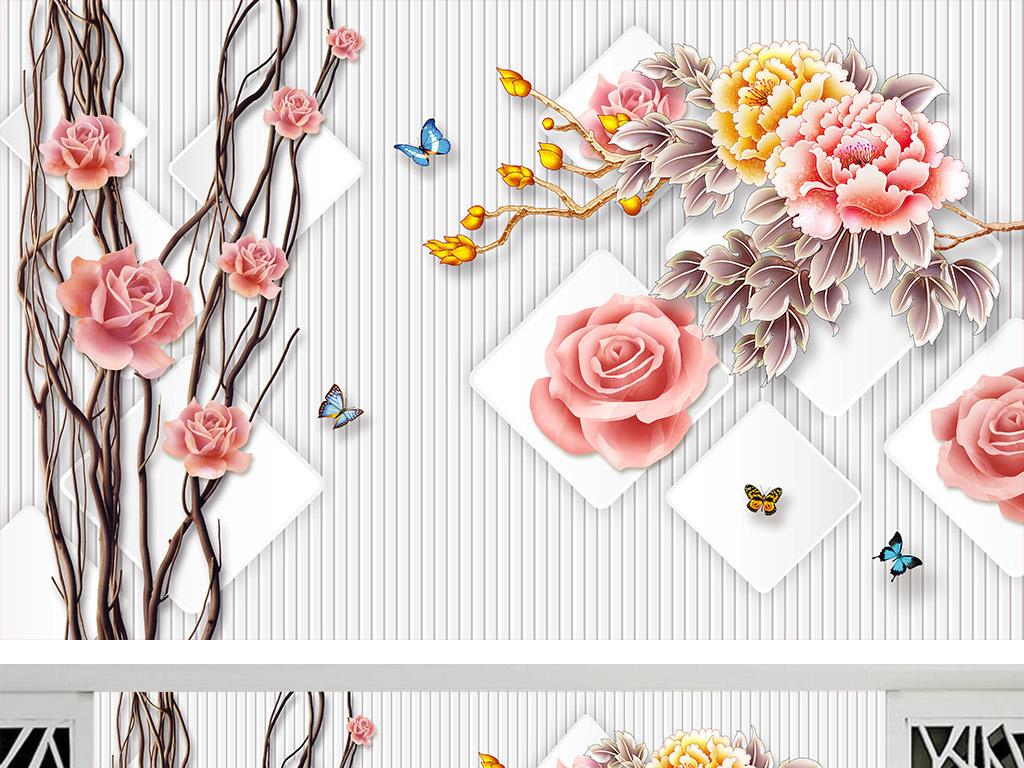 我图网提供精品流行现代艺术3D立体背景墙装饰画素材下载,作品模板源文件可以编辑替换,设计作品简介: 现代艺术3D立体背景墙装饰画 位图, RGB格式高清大图,使用软件为 Photoshop CS6(.psd)