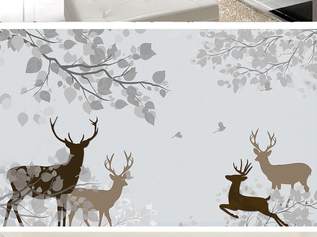 素雅背景玻璃电视背景墙图片电视墙壁纸图片电视墙壁纸效果图3d电视图片