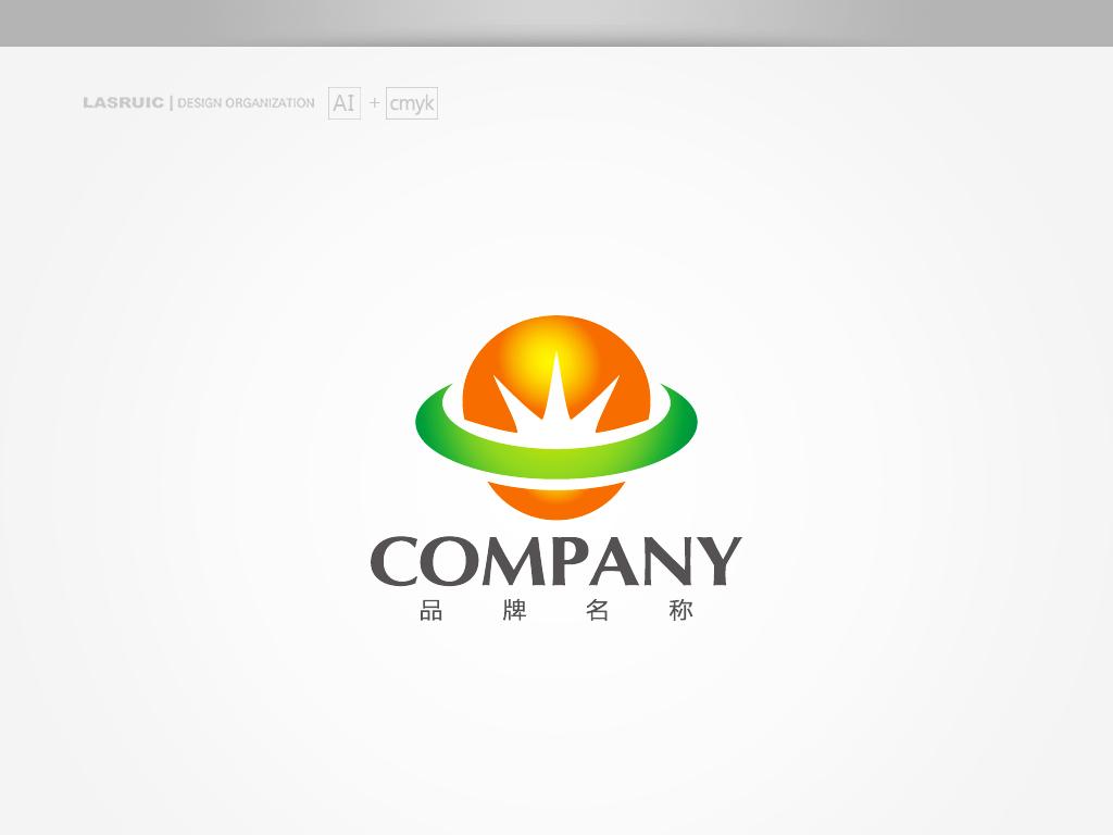 logo设计能源logo农业logo图片