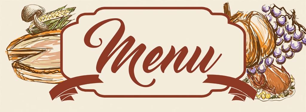 手绘文艺西餐厅价目表新品促销水牌宣传海报