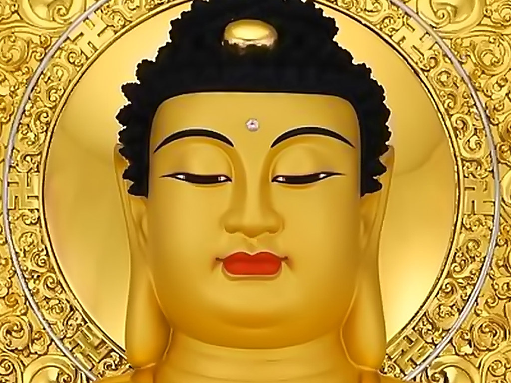 阿弥陀佛佛像高清图片