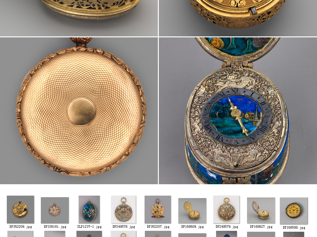 古典钟表复古怀表素材欧美钟表