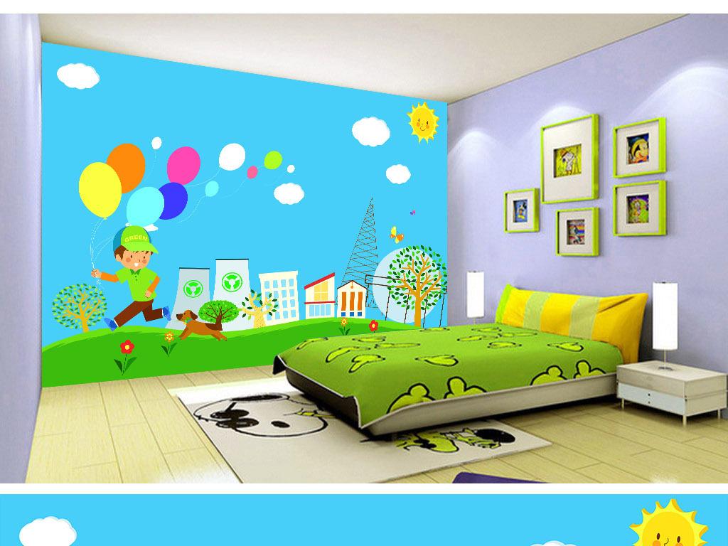 我图网提供精品流行天蓝色幼儿园儿童房卡通背景墙壁画素材下载,作品模板源文件可以编辑替换,设计作品简介: 天蓝色幼儿园儿童房卡通背景墙壁画 位图, RGB格式高清大图,使用软件为 Photoshop CC(.psd)
