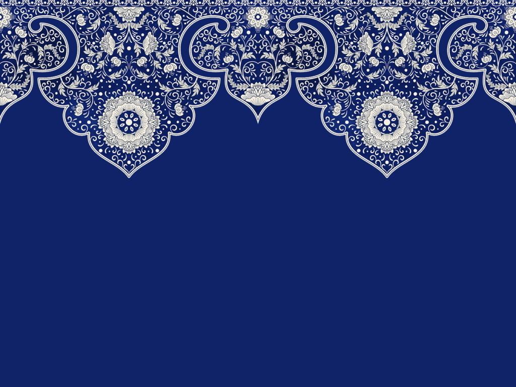雕花花纹传统装饰图案浪漫典雅海报设计创意广告精美企业画册展板平面