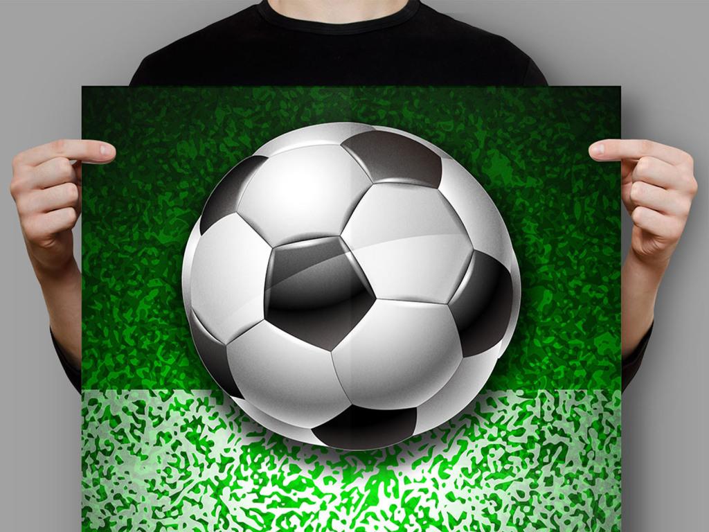 足球社团纳新海报