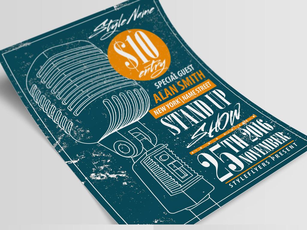 海报创意手绘海报模板音乐会节目单钢琴音乐会音乐会背景音乐会图片