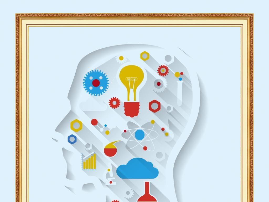 企业文化手绘创新挂图(图片编号:15791092)_其他海报