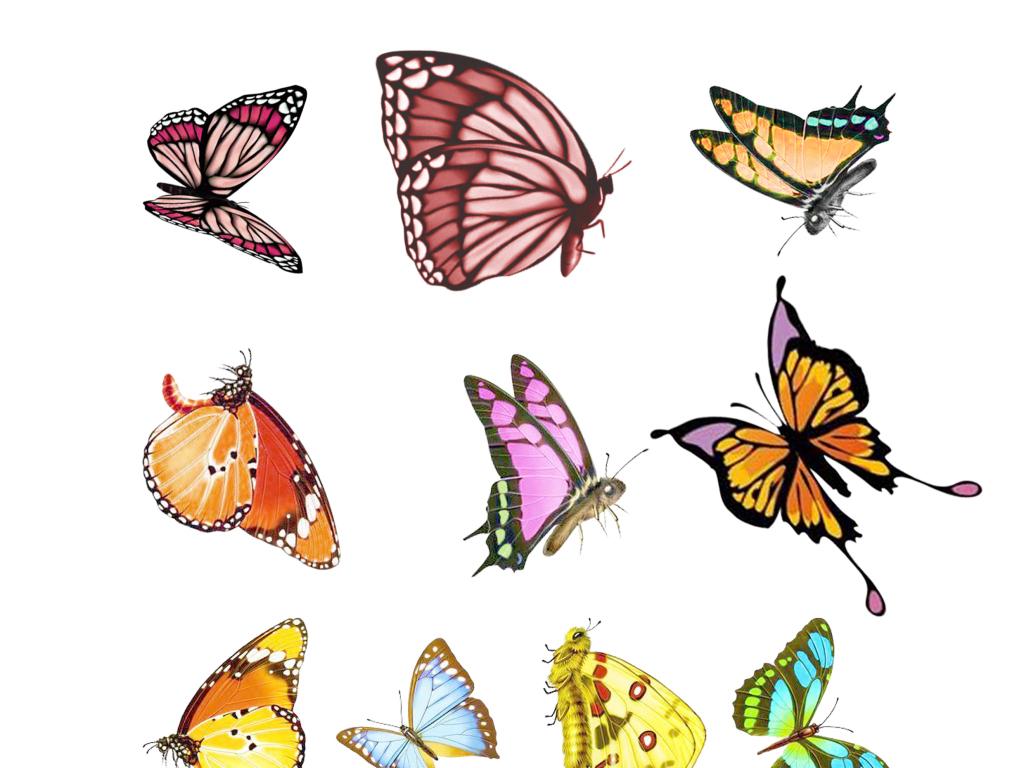 其他 设计素材 > 2016彩色蝴蝶矢量素材psd  版权图片 分享 :  举报有