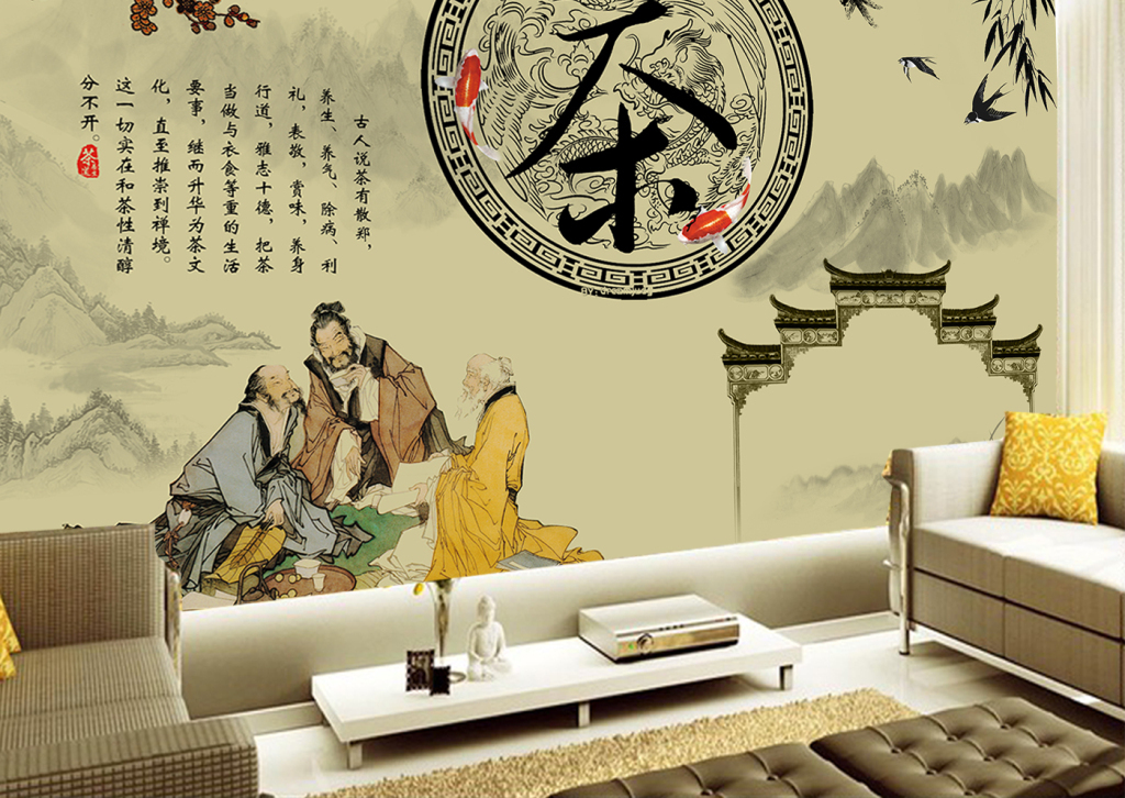 壁纸茶道品茶茶楼茶文化壁纸茶道品茶茶楼茶文化中式图片