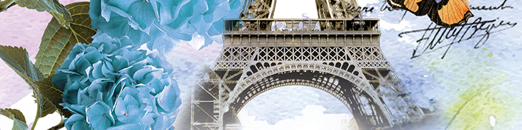 复古巴黎铁塔(图片编号:15802940)