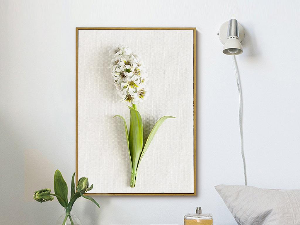 花卉欧式花朵3d