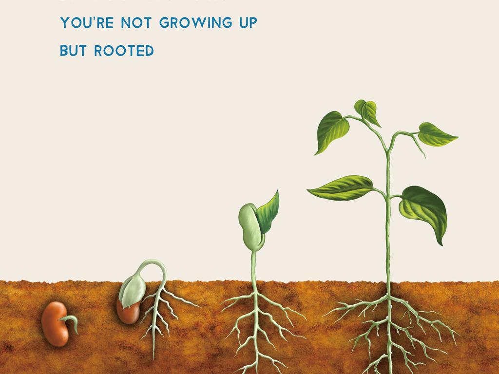 青春正能量企业文化创意励志挂画