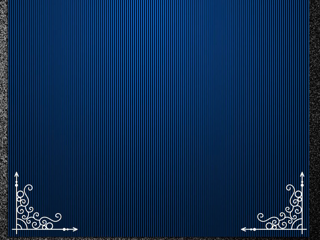 蓝色欧式复古信纸海报背景