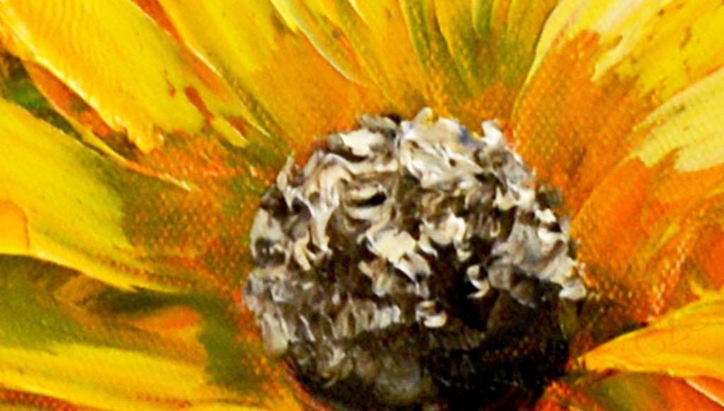 花海向日葵装饰画欧洲油画风景油画人物油画油画风景