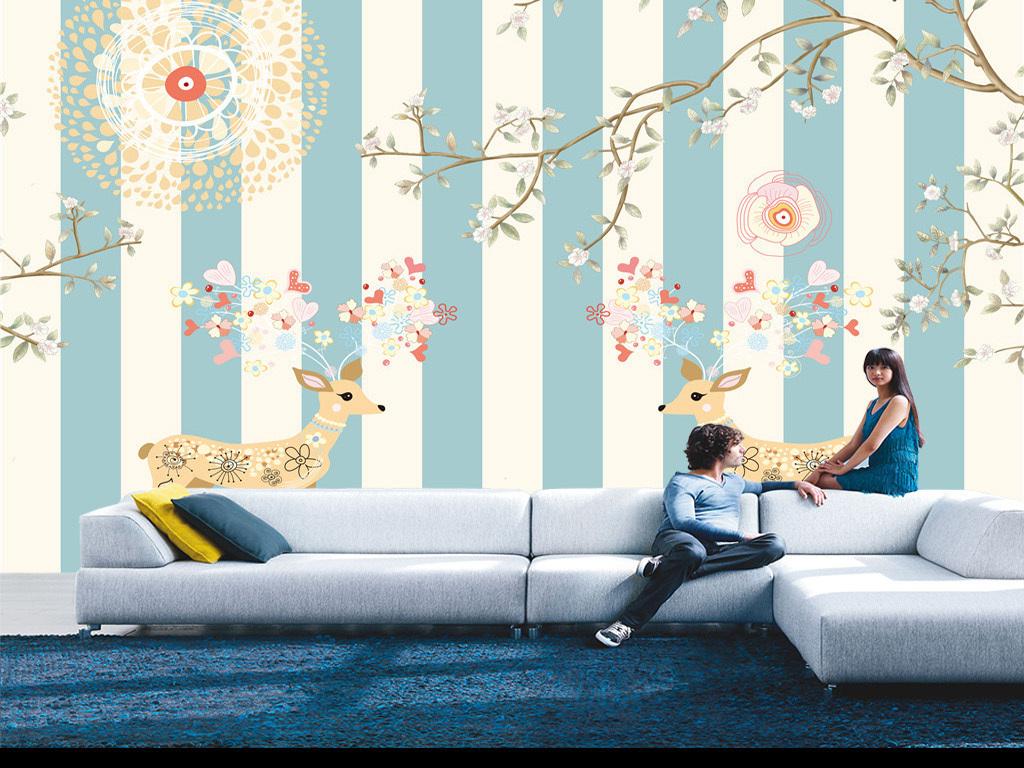 乡村美式家具美式建筑美式装饰画美式家具cad图纸