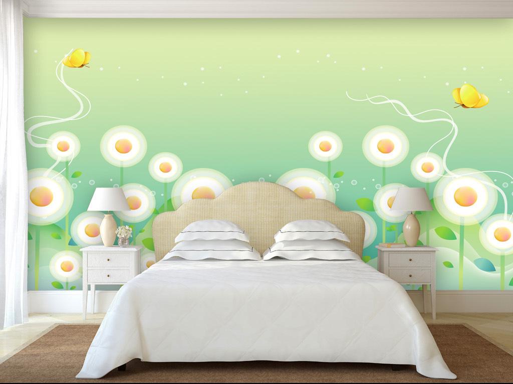 风景壁画客厅壁画幼儿园壁画壁画图片3d壁画电视背景