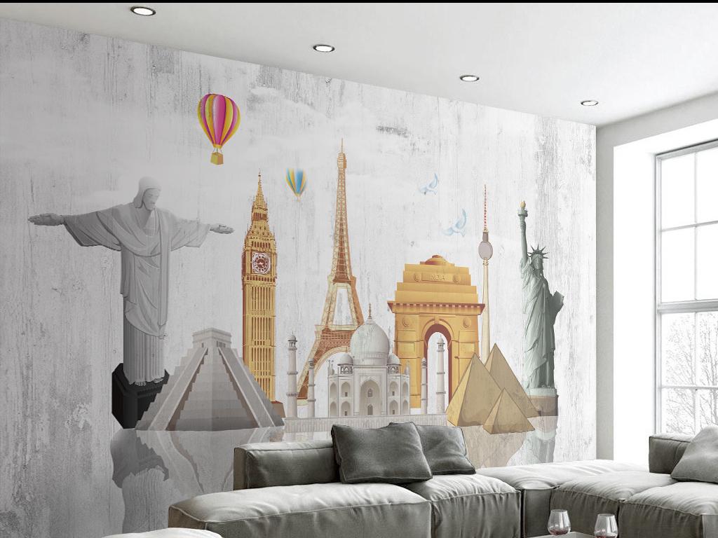 幼儿园墙面毛线木板艺术设计