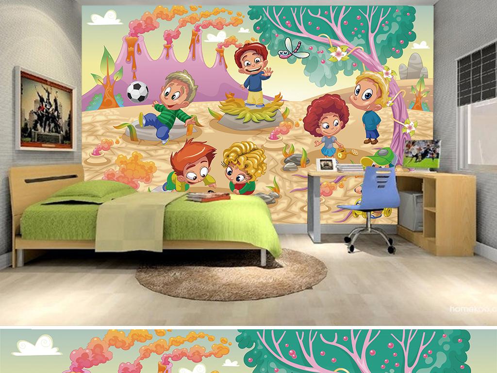 儿童房                                  室内