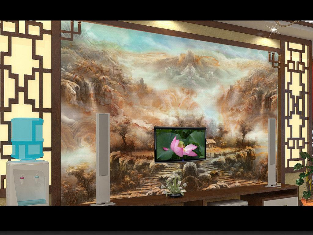 有趣的动物主题墙边框装饰