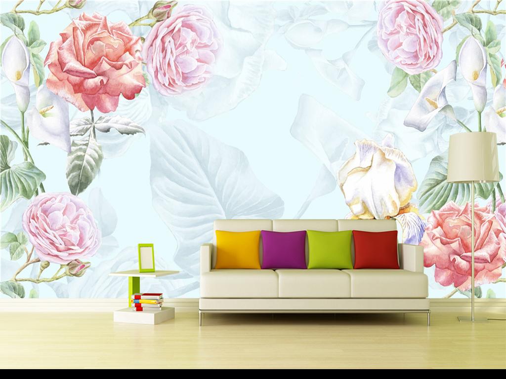 矢量图欧式花纹背景欧式花纹墙纸欧式窗户欧式背景墙