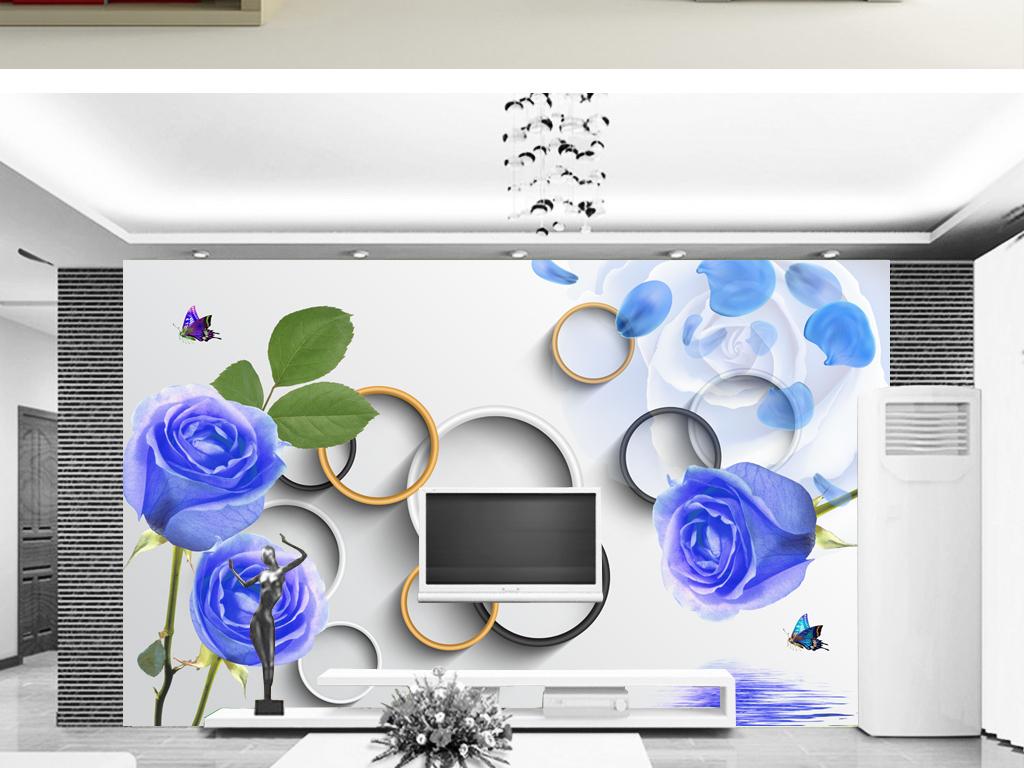 欧式花瓣沙发图片