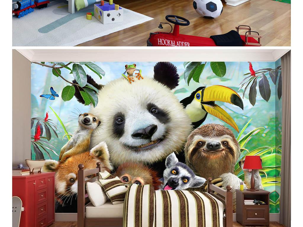 我图网提供精品流行可爱卡通动物园一群动物自拍儿童房背景墙素材下载,作品模板源文件可以编辑替换,设计作品简介: 可爱卡通动物园一群动物自拍儿童房背景墙 位图, RGB格式高清大图,使用软件为 Photoshop CS3(.tif不分层)
