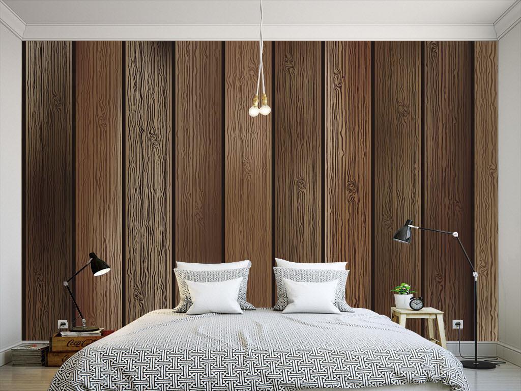 效果图室内装饰室内设计展板室内个性木板欧式花纹墙纸室内设计室内