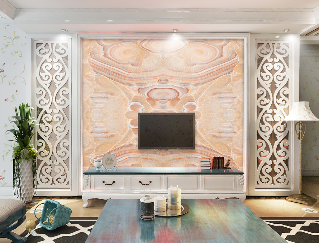 电视背景墙高清大理石纹
