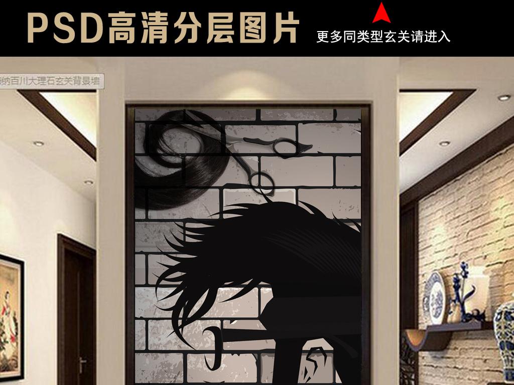 背景墙|装饰画 玄关 其他图片
