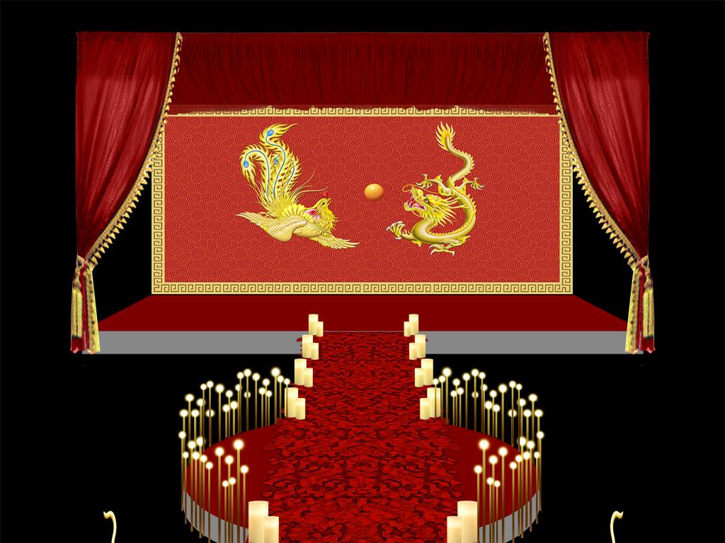 欧式花纹地毯集成天花吊顶背景墙